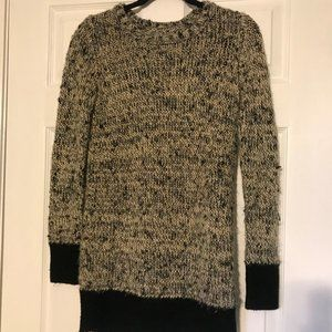 Anthropologie Kaisley Wool-Blend Comfy Sweater